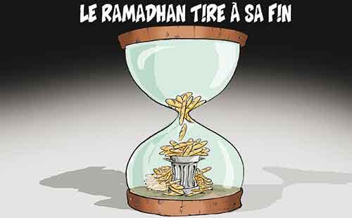 Le ramadhan tire à sa fin - Le Hic - El Watan - Gagdz.com