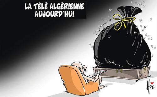 La télé algérienne aujourd'hui - Le Hic - El Watan - Gagdz.com