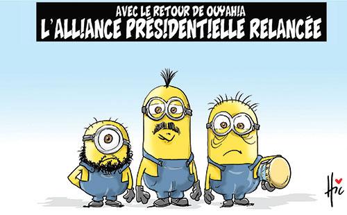 Avec le retour de Ouyahia: L'alliance présidentielle relancée - Le Hic - El Watan - Gagdz.com