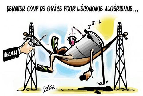 Dernier coup de grace pour l'économie algérienne - Sidou - Gagdz.com