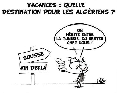 Vacances: Quelle destination pour les algériens ? - Vitamine - Le Soir d'Algérie - Gagdz.com