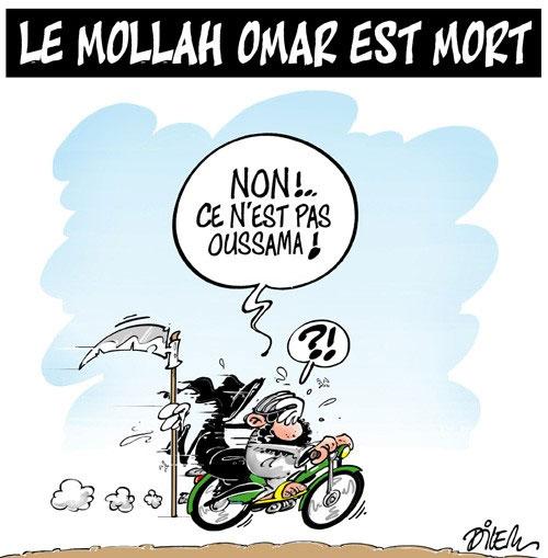 Le mollah Omar est mort