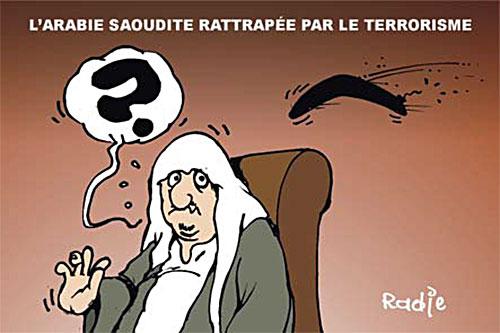 L'Arabie Saoudite ratrappée par le terrorisme - Ghir Hak - Les Débats - Gagdz.com