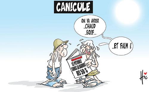 Canicule - Le Hic - El Watan - Gagdz.com
