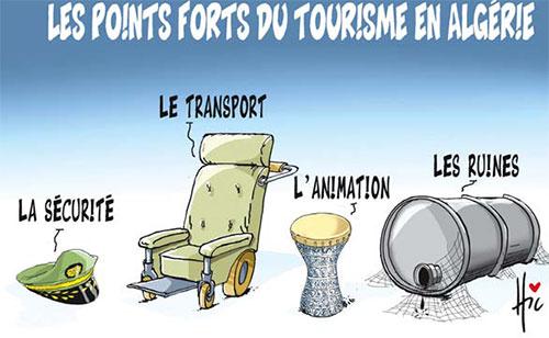 Les points forts du tourisme en Algérie - Le Hic - El Watan - Gagdz.com