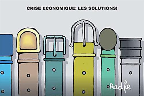 Crise économique: Les solutions - Ghir Hak - Les Débats - Gagdz.com