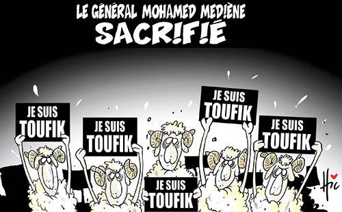 Le général Mohamed Mediène sacrifié - Le Hic - El Watan - Gagdz.com