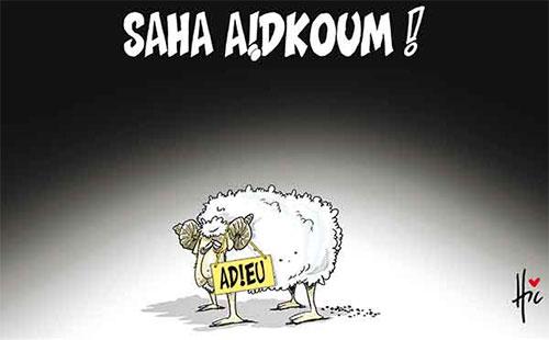 Saha aidkoum - Le Hic - El Watan - Gagdz.com