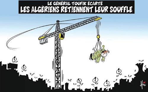 Le général Toufik écarté: Les Algériens retiennent leur souffle - Le Hic - El Watan - Gagdz.com