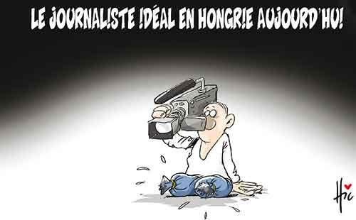 Le journaliste idéal en Hongrie aujourd'hui - Le Hic - El Watan - Gagdz.com