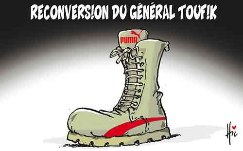 Reconversion du général Toufik - Le Hic - El Watan - Gagdz.com