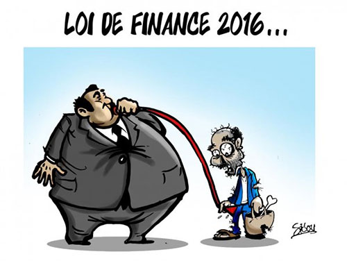Loi de finance 2016 - Sidou - Gagdz.com