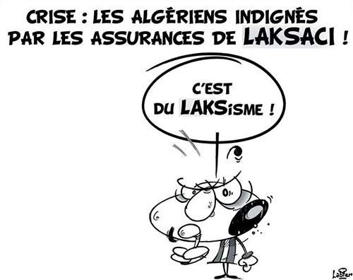 Crise: Les algériens indignés par les assurances de Laksaci - Vitamine - Le Soir d'Algérie - Gagdz.com