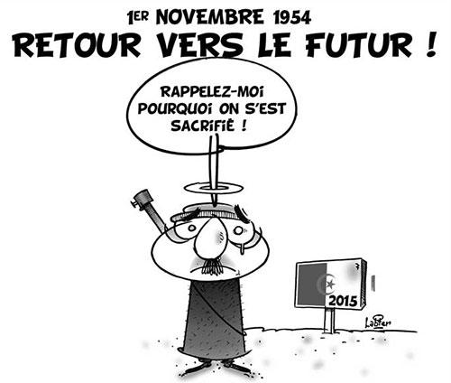 1er novembre 1954: Retour vers le futur - Vitamine - Le Soir d'Algérie - Gagdz.com