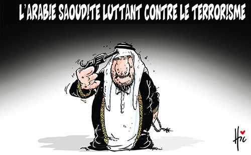 L'Arabie Saoudite luttant contre le terrorisme - Le Hic - El Watan - Gagdz.com