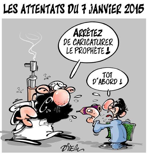 Les attentats du 7 janvier 2015