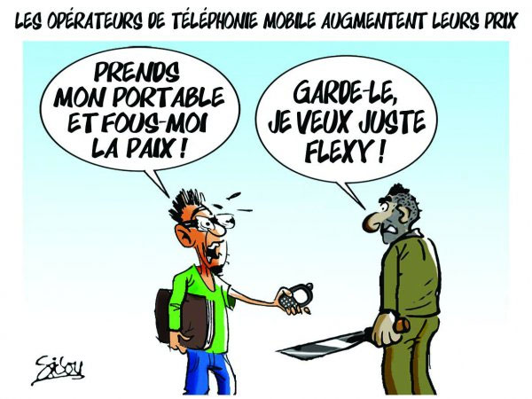 Les opérateurs de téléphonie mobile augmentent leurs prix