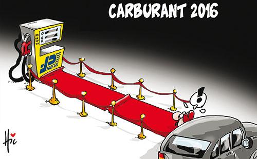 Carburant 2016 - Le Hic - El Watan - Gagdz.com