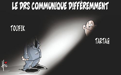 Le drs communique différemment - Le Hic - El Watan - Gagdz.com