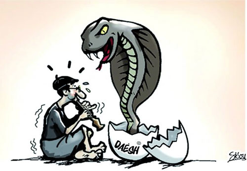 Daesh - Sidou - Gagdz.com