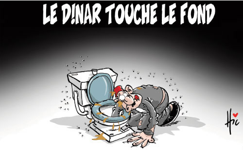 Le dinar touche le fond - Le Hic - El Watan - Gagdz.com