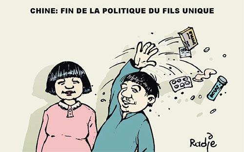 Chine: Fin de la politique du fils unique - Ghir Hak - Les Débats - Gagdz.com