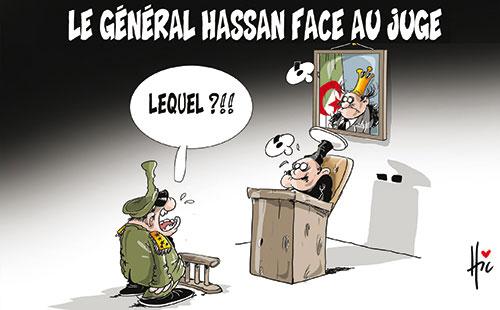 Le général Hassan face au juge - Le Hic - El Watan - Gagdz.com