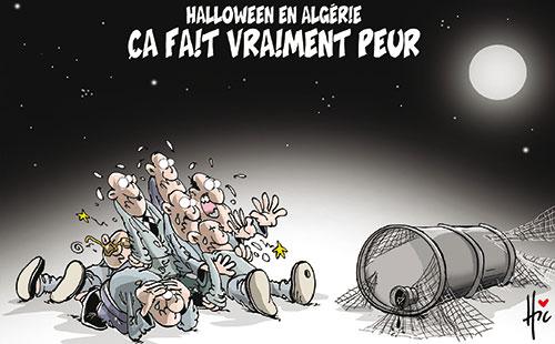 Halloween en Algérie: ça fait vraiment peur - Le Hic - El Watan - Gagdz.com