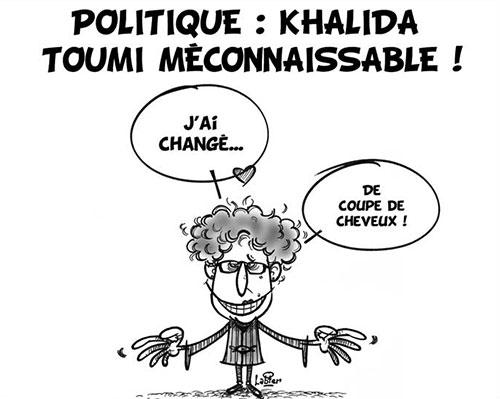 Politique: Khalida Toumi méconnaissable - Vitamine - Le Soir d'Algérie - Gagdz.com
