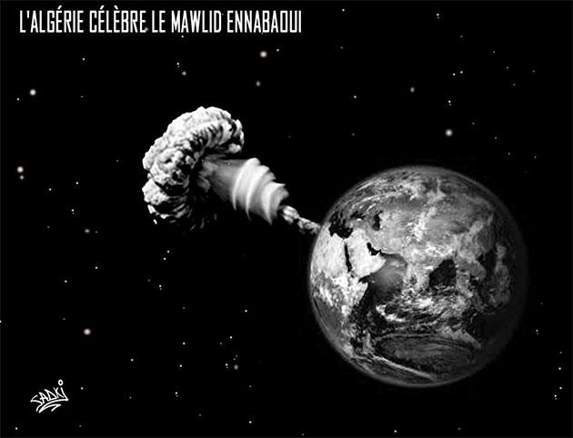 L'Algérie célèbre le mawlid ennabaoui