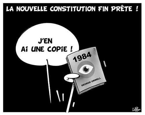 La nouvelle constitution fin prête - Vitamine - Le Soir d'Algérie - Gagdz.com