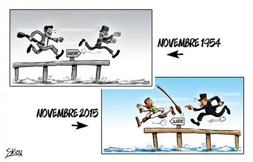 Novembre 1954 - 2015 - Sidou - Gagdz.com