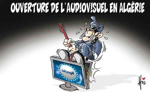 Ouverture de l'audiovisuel en Algérie - Le Hic - El Watan - Gagdz.com