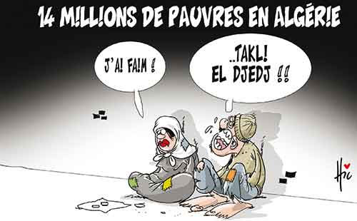 14 millions de pauvres en Algérie - Le Hic - El Watan - Gagdz.com