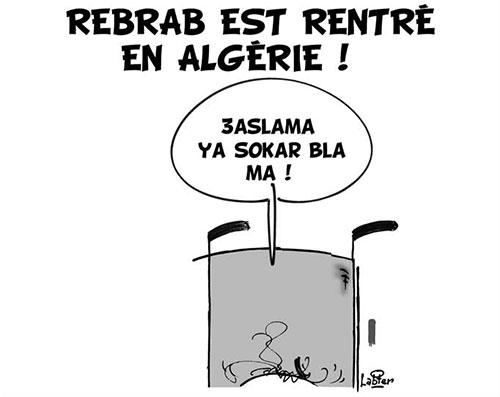 Rebrab est rentré en Algérie - Vitamine - Le Soir d'Algérie - Gagdz.com