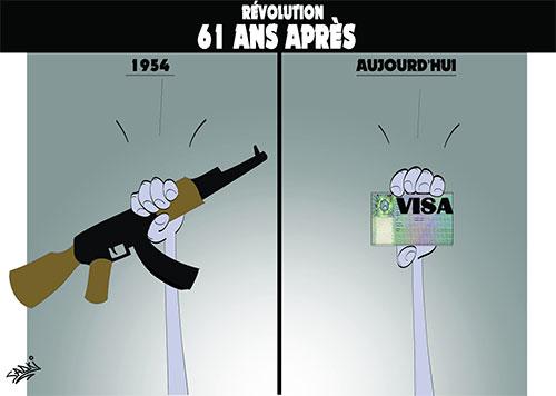 Révolution: 61 ans après - Sadki - Le provincial - Gagdz.com