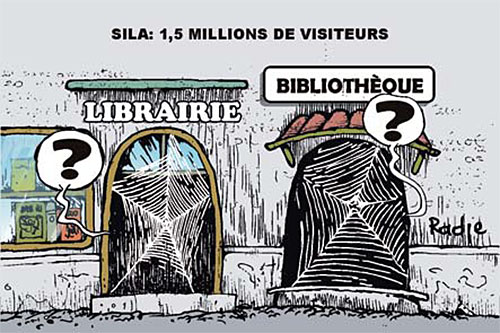 Sila: 1,5 millions de visiteurs - Ghir Hak - Les Débats - Gagdz.com