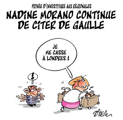 Caricature dilem TV5 du Jeudi 08 octobre 2015