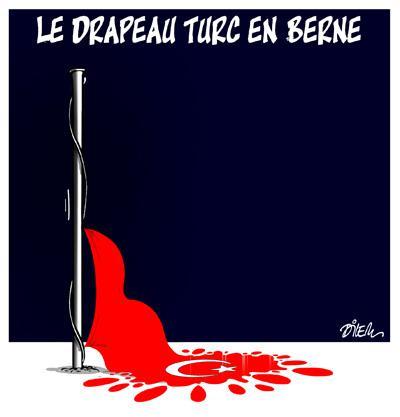 Caricature dilem TV5 du Lundi 12 octobre 2015