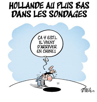 Caricature dilem TV5 du Jeudi 05 novembre 2015