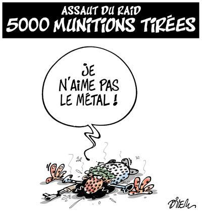 Caricature dilem TV5 du Jeudi 19 novembre 2015
