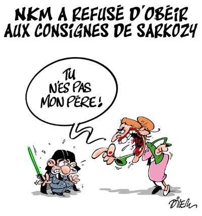 Caricature dilem TV5 du Mercredi 16 décembre 2015