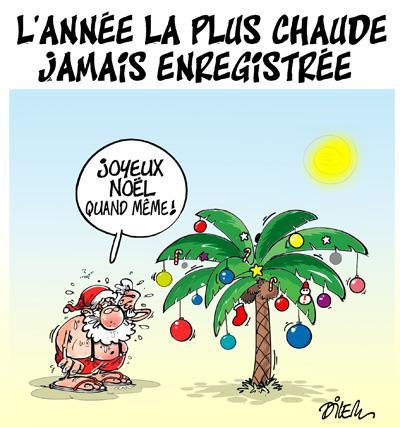 Caricature dilem TV5 du Jeudi 24 décembre 2015