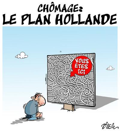 Caricature dilem TV5 du Mardi 19 janvier 2016