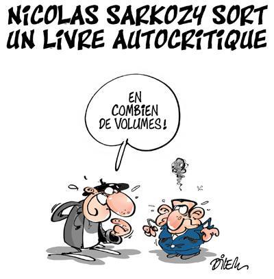 Caricature dilem TV5 du Vendredi 22 janvier 2016