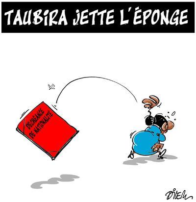 Caricature dilem TV5 du Mercredi 27 janvier 2016