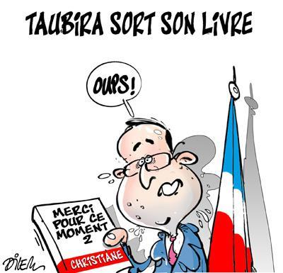 Caricature dilem TV5 du Mardi 02 février 2016