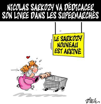 Caricature dilem TV5 du Mercredi 03 février 2016