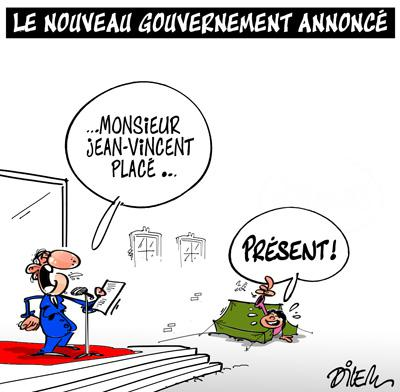 Caricature dilem TV5 du Vendredi 12 février 2016