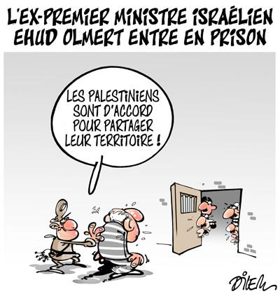 Caricature dilem TV5 du Lundi 15 février 2016